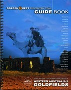 Golden Quest Trails Books Travel Guides, Golden Quest Discovery Trail Guide Book