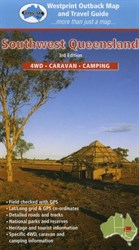 WestPrint Maps Digital Mapping , South West Queensland - Digital Map