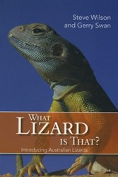 NewHolland Books Reference, What Lizard is That?