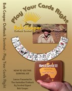 Bob Cooper Outback Survival Outback Survival DVD, Play Your Cards Right