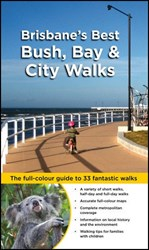 Woodslane Books Walking Guides, Brisbane's Best Bush, Bay & City Walks