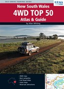 Hema Books Travel Guides, New South Wales 4WD Top 50 Atlas & Guide