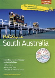 ExploreAustralia Books Travel Guides, Holiday in South Australia