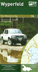 Spatial Vision Maps Outback & Regional, Wyperfeld 4WD Map