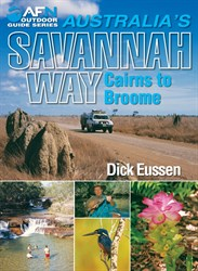 AFN Books Travel Guides, Australia's Savannah Way - Cairns to Broome