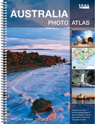 Hema Books Road Atlases, Australia Photo Atlas