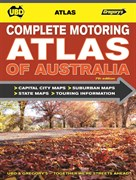 UBD Gregorys Books Road Atlases, Complete Motoring Atlas of Australia