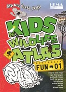 Hema Books Road Atlases, Kids Wildlife Atlas