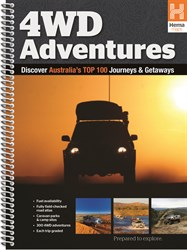 Hema Books 4WD Guides & Magazines, 4WD Adventures