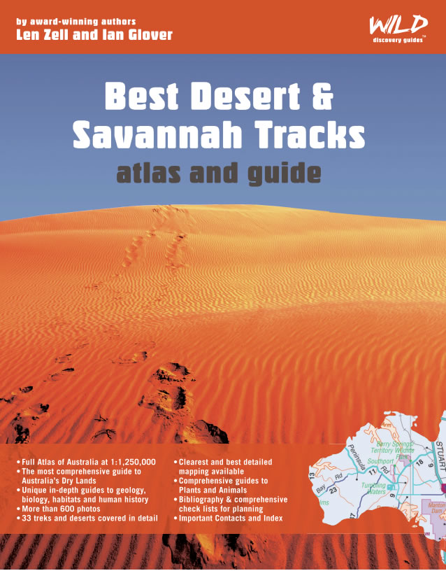 Desert Savannah Tracks