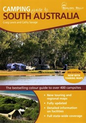 BoilingBilly Books Camping Guides, Camping Guide to South Australia