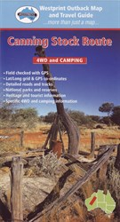 WestPrint Maps Outback & Regional, Canning Stock Route