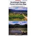 Rooftop Maps Outback & Regional, Strathbogie Ranges Forest Activities Map