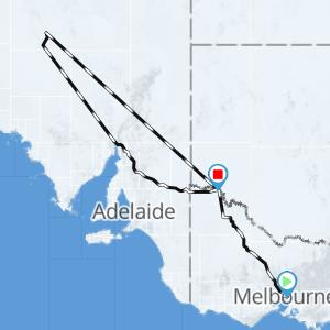 User Route Map